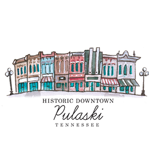 Historic Downtown Pulaski Tennessee